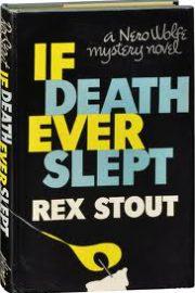 Если бы смерть спала